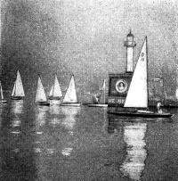 У входа в Варненский порт