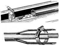 Удлинитель румпеля мотора
