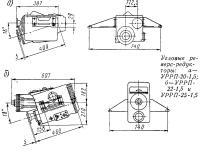 Угловые реверс-редукторы