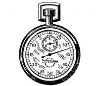Усовершенствованный секундомер