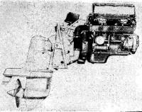 Установка «Акваматик 130/250» с двигателем мощностью 130 л. с.