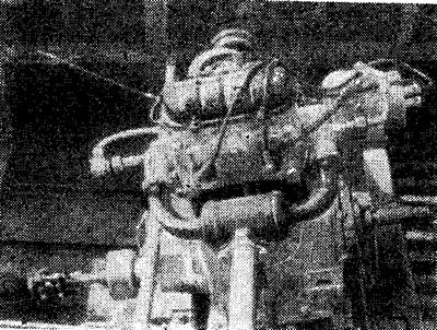 Установка двигателя УД-25ВМ на лодке Казанка