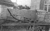 Установка фанерной обшивки борта