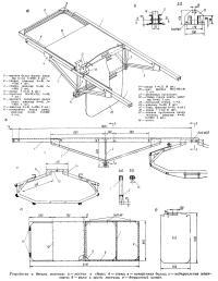 Устройство и детали мостика