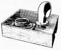 Вентилятор в роли иллюминатора
