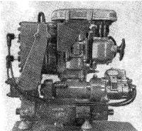 Внешний вид двигателя «Луч»