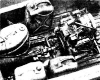 Водометная установка «Меридиана»