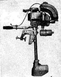Водометный мотор «Дефлекта-джет»