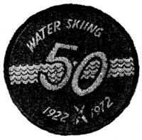 Water skiing 50