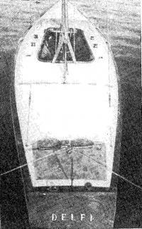 Яхта «Дельфи» конструкции А. Тетсмана
