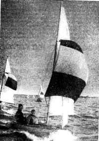 Яхта класса «Кадет»