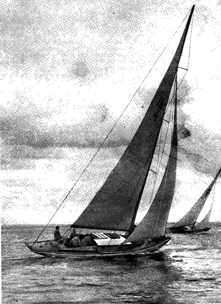 Яхта Л-6