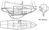 Яхта Микрон