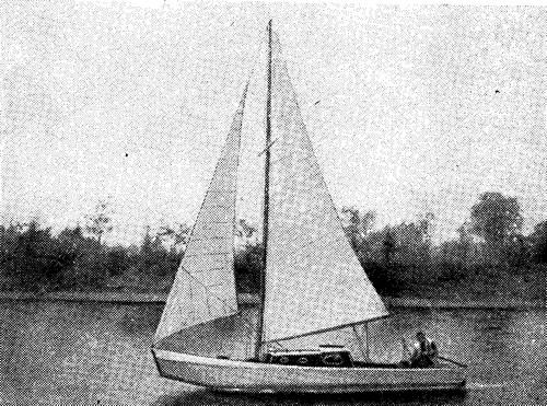 Яхта «Норд-вест»