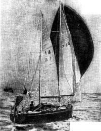 Яхта Пан Дюик II