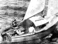Яхта «Пап-16»