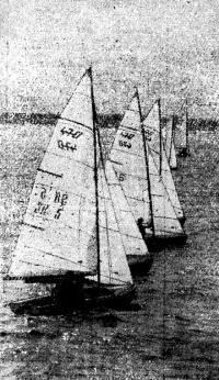 Яхты класса «470»