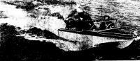 «Юг-2500» выходит на мореходные испытания