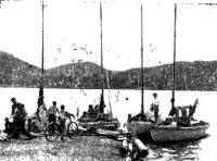 Залив Ольги. Генеральная сушка имущества