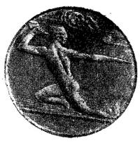 Золотая медаль УИМ