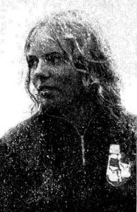Абсолютная чемпионка страны 1979 г. Е. Матюхина