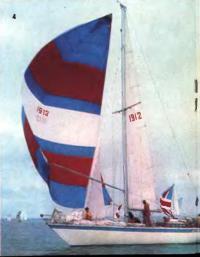 «Альбатрос» (Ленинградский яхт-клуб) — победитель среди яхт I класса IOR