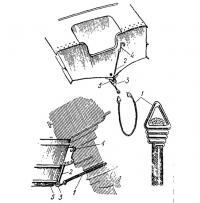 Амортизатор для подвесного мотора