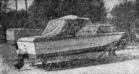 «Амур-2» — первый в стране серийный катер с угловой колонкой