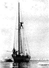 «Арго» во льдах Охотского моря