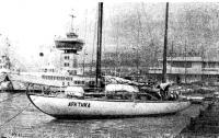 «Арктика» в яхт-клубе Варны