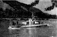 Бронекатер Краснознаменной Дунайской флотилии. Фото из собрания В. В. Бурачка