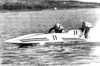 Чемпион СССР в классе SC в серии гонок м. с. Н. Новиков (РСФСР)