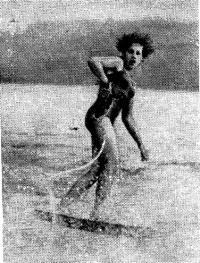 Чемпионка Европы 1981 г. по фигурному катанию среди дофинов Елена Мазовка
