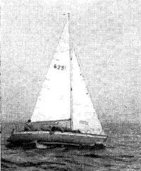 «Четвертьтонник» типа «Конрад-25» в Финском заливе