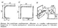 Детали для переделки карбюратора «Вихря»
