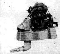 Дизельная установка «Вольво-Пента MD 7B/120S»