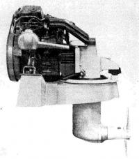 Дизельный агрегат «MD5A/110S» мощностью 7,5 л.с.