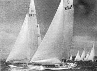 Двадцатимильная гонка в Рижском заливе