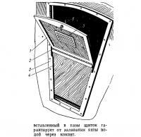 Дверь для яхты