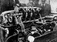 Двигатели «Фиат» на глиссере Ренато Молинари
