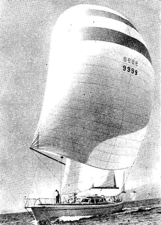 Двухмачтовая яхта «Грэй Биэрд»