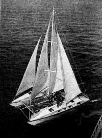 Экспериментальный «Центаурус» — самая быстрая яхта Балтики