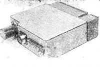Электронный формирователь импульсов, управляющих магнитными форсунками