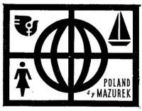 Эмблема рейса на «Мазурке»