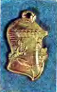 Фигурный жетон Екатериненского яхт-клуба в Одессе