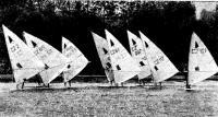 Флотилия виндсерфингов Чехословакии
