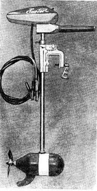 Фото электрического мотора «Снеток»