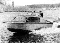 Фото катера «ЛМ4-87М»