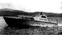 Фото катера «Норильчонок»