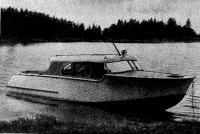 Фото катера «Румб»
